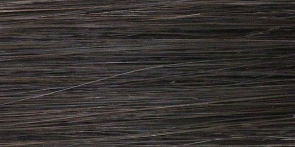 人毛MIXのカラー:ダークブラウンは明る過ぎない上品なブラウンカラーです。