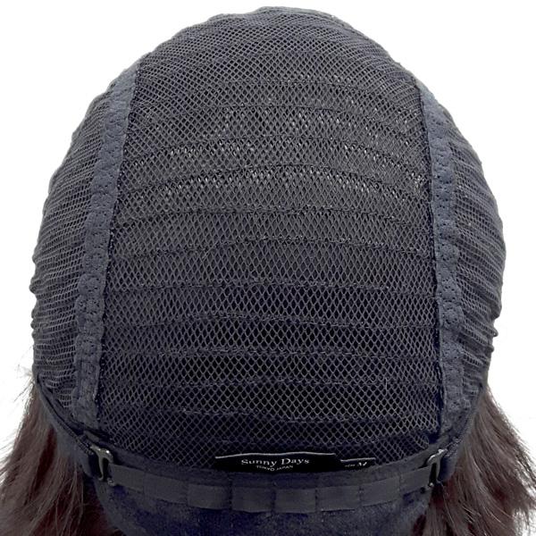 ライトグレードの半ミシンメイド(後頭部側)
